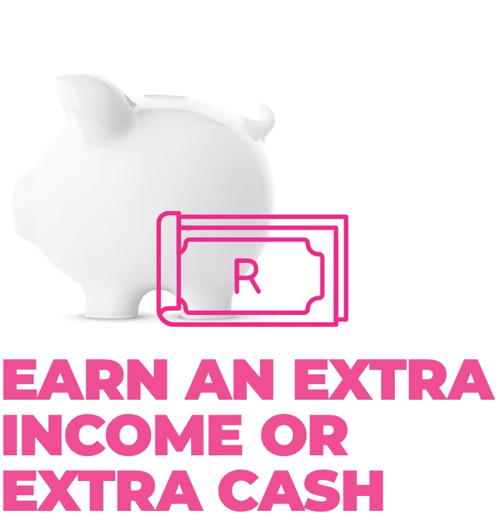 income or extra cash