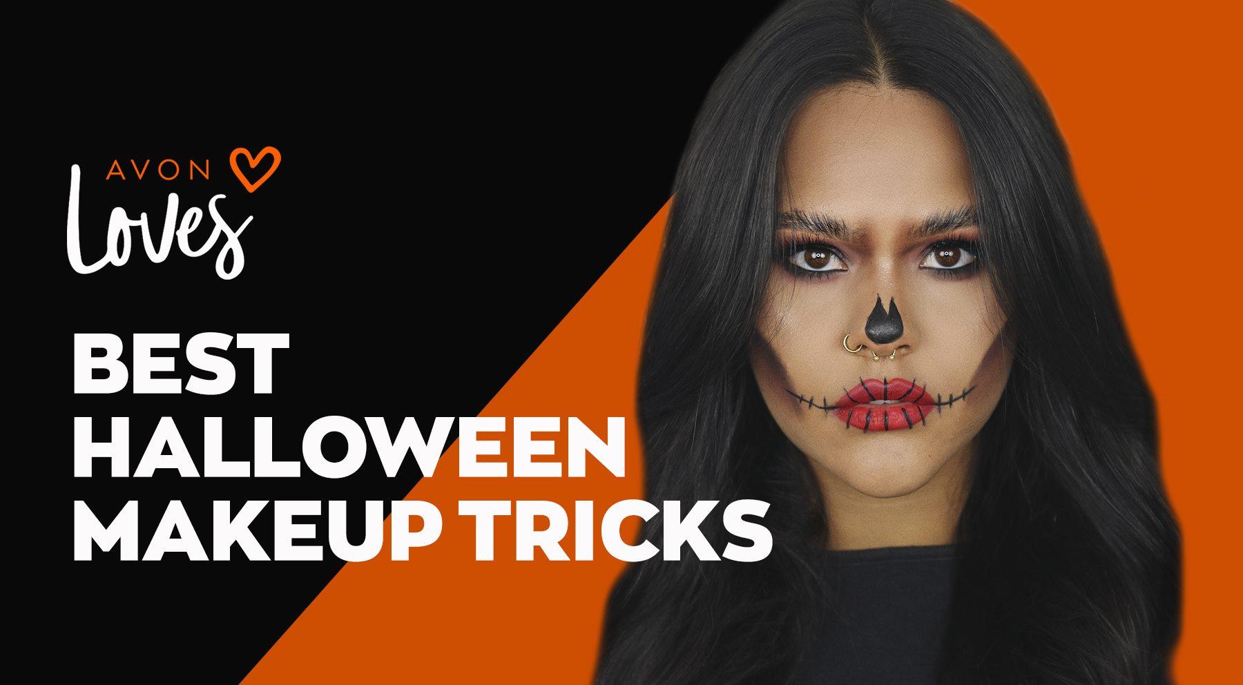 Best Halloween Make Up Tricks
